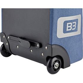 B&W International B3 Sac charriot, jeans